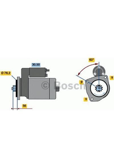 Bosch Marş Motoru T4 2.5 96