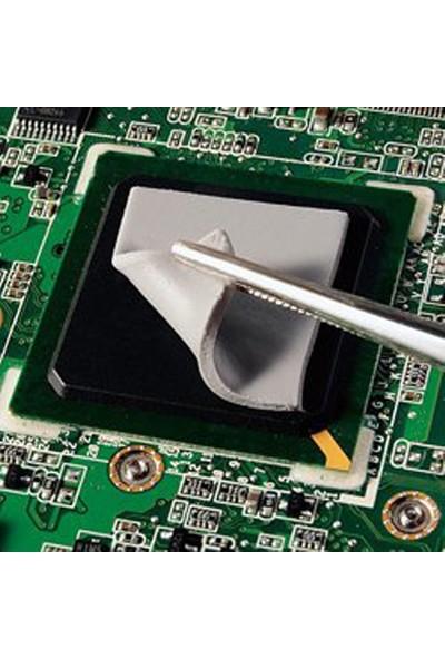Kuvars Termal Pad Ped Soğutucu Silikon Pad 2 mm Kalınlık 2 x 2 cm 100 Adet