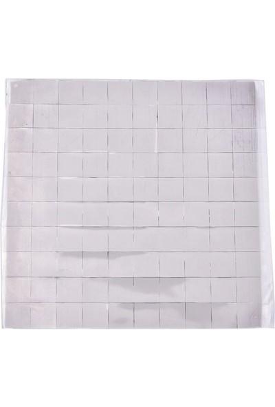 Kuvars Termal Pad Ped Soğutucu Silikon Pad 3 mm Kalınlık 2 x 2 cm 50 Adet