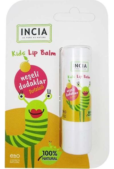 INCIA Kids Portakallı Dudak Besleyici