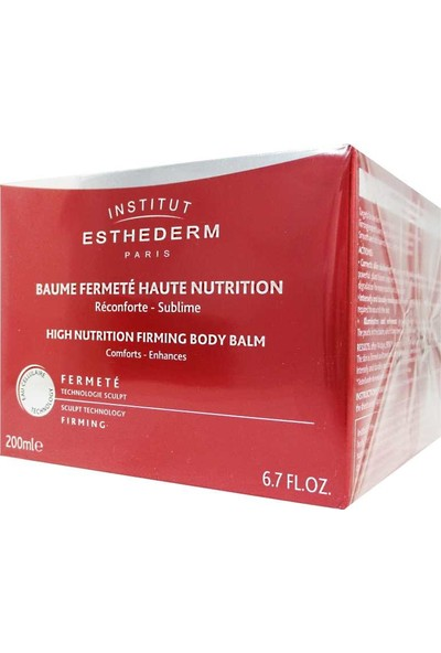 Esthederm High Nutrition Firming Body Balm 200 ml