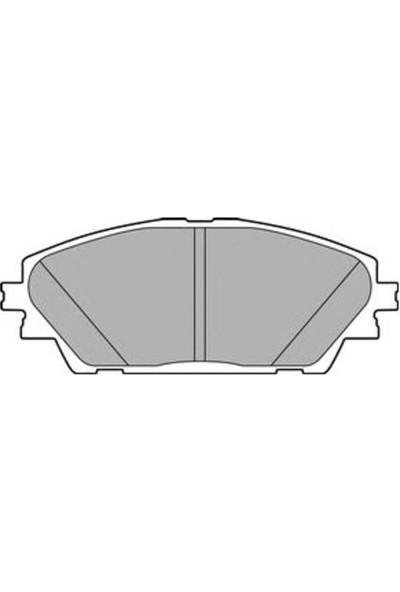 Delphi Balata Fren Ön Mazda 3 2013 Cx 3 2015 Del Lp2701
