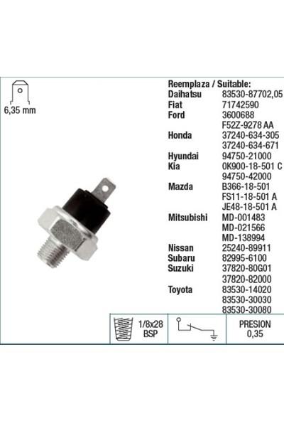 Fae Yağ Müşürü Hyundai Mazda Mitsubishi Toyota Nissan 9475021030 Md138993