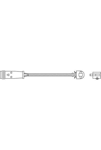 Ferodo Balata İkaz Kablosu Arka 110Mm Mercedes Sprinter 906 Ym Frd Fwı293