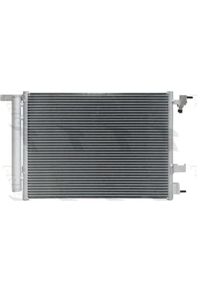 Kale Klima Radyatörü Opel Astra J Chevrolet Cruze 1 7 2 0 09 667X407X17 Klr 385300