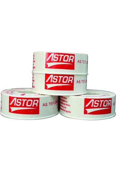 Astor 0.30 Teflon Bant (10 Adet)