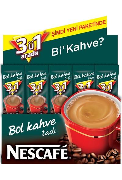 Nescafé 3'ü 1 Arada Extra 48x16.5 gr Çoklu Paket