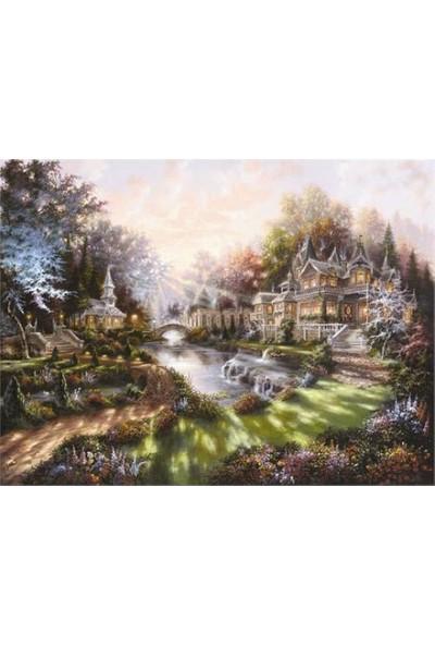 Ravensburger 1000 Parçalı Puzzle Sabahışığı-159444