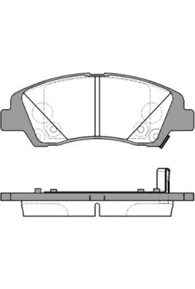 Mga Balata Fren Ön Hyundai I10 2014 Mga 55610