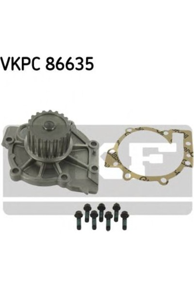Skf Devirdaim Volvo C30 S40 II C70 II Xc60 Xc90 06 Skf Vkpc86635