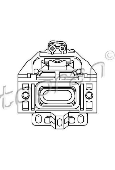 Topran Motor Kulağı Sağ Vw Bora Golf Iv Seat Toledo Leon Skoda Octavıa Audı A3 1 6 Bcb Manuel Tpr 107979755