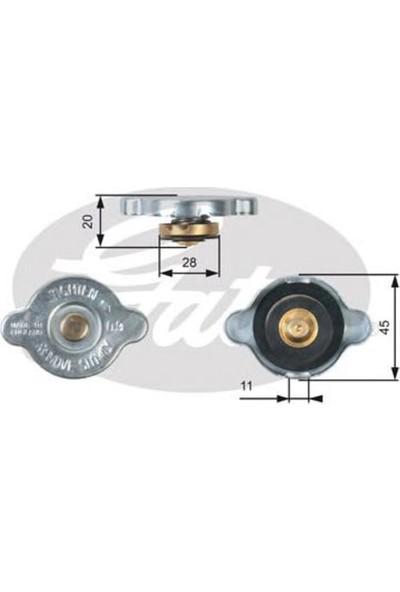 Vernet Radyatör Kapağı Hyundai Accent Iv 1.4 1.6 1.6 Crdı Ver Rc0027