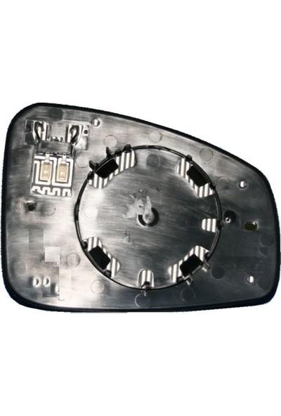 Viewmax Dış Ayna Camı Sol Isıtmalı Renault Megane III Fluence 10 Vıe Vm6141Aghl