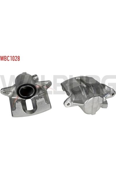 Walburg Fren Kalıperı Sol Ön Renault Megane II Bm01 Cm01 1.6İ 16V Piston Capı 54Mm 2002 2008