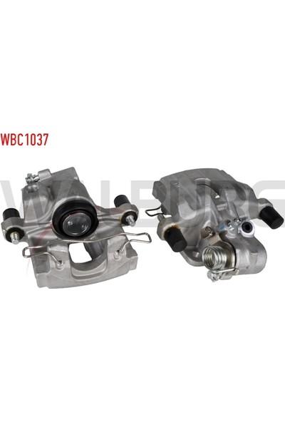 Walburg Fren Kalıperı Sağ Arka Renault Laguna II Bg01 1.6İ 16V Piston Capı 38Mm 2001 2007