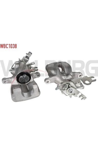 Walburg Fren Kalıperı Sol Arka Volkswagen Caddy III 2Ka 2Kh 2Ca 2Ch 1.9 Tdı Piston Capı 41Mm 2004 2015