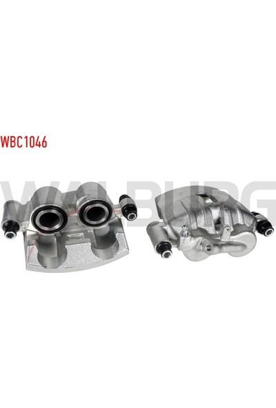 Walburg Fren Kalıperı Sağ Ön Volkswagen Lt 28 46 II 2Da 2Dd 2Dh 2.8 Tdı Piston Capı 45Mm 1996 2006