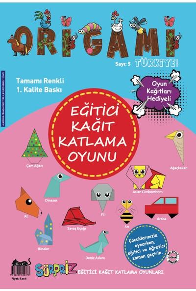 Origami Türkiye Dergisi Sayı: 5