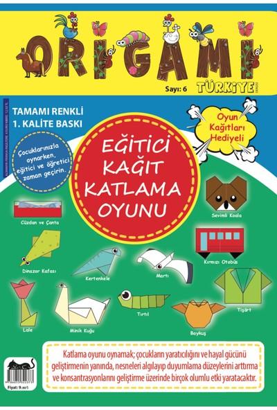 Origami Türkiye Dergisi Sayı: 6