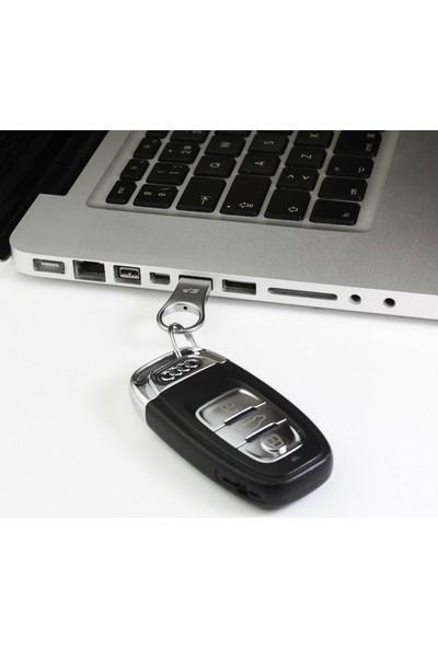 Silicon Power SP064GBUF3J80V1T 64GB USB 3.0 Jewel J80 USB Bellek Titanium