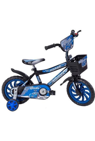 Ciciko 13 Jant Erkek Çocuk Bisikleti (Mavi)