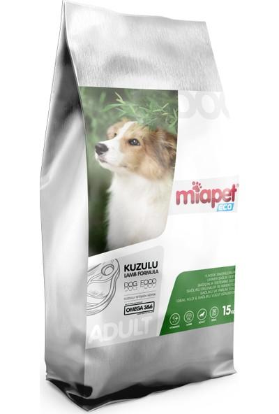 Miapet Eco Kuzulu Yetişkin Köpek Maması 15 kg