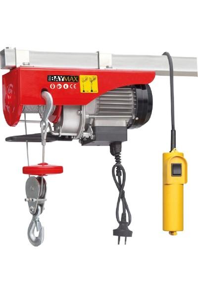 Baymax 600-1200 kg Elektrikli Vinç Ceraskal