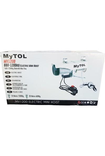Mytol 600-1200 kg Elektrikli Vinç Ceraskal