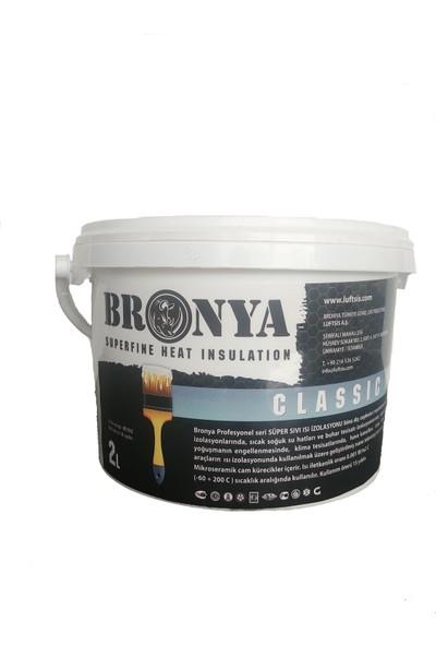 Bronya Classic 2 lt Super Sıvı Isı İzolasyonu