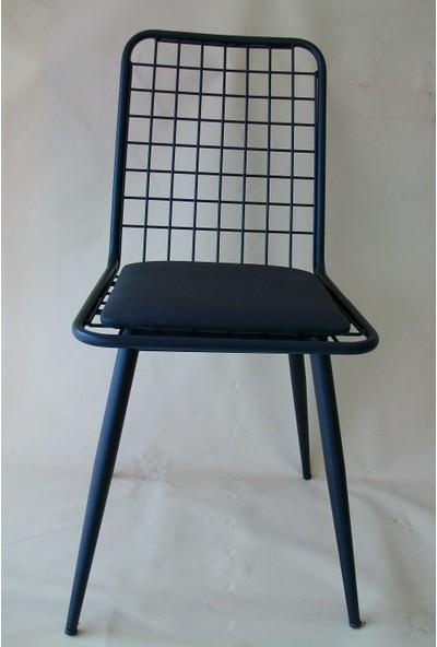Enes Tel Izgara Sandalye