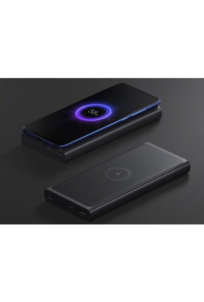 Xiaomi 10000 mAh PD 10W Kablosuz Taşınabilir Hızlı Şarj Cihazı - Qi Power Delivery Powerbank