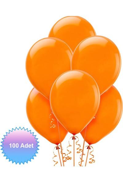 MumvemuM Turuncu Late x 100 lü Balon