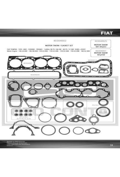 Oto-Conta Motor Full Tk.Conta Subap Lastiklı Lpg Skclı Tempra