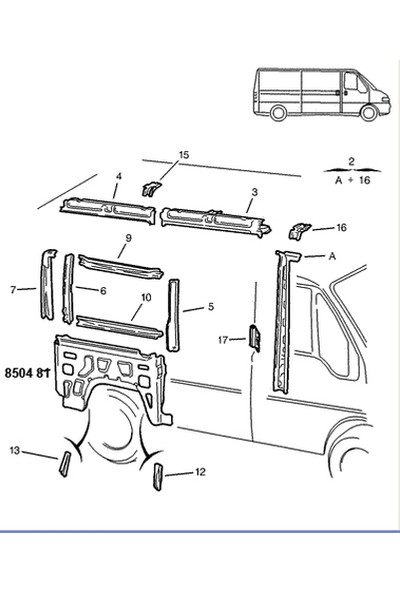 Zgl Marş Dişlisi Bosch Tıp 9Dış Toyota Corolla 1.4 Benzinlı 15007