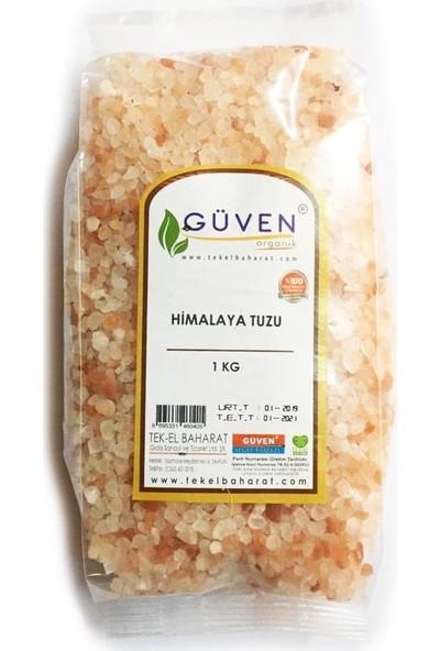 Güven Himalaya Kaya Tuzu (Pembe) 1 kg