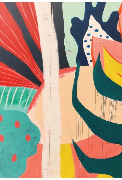 Renkselart Bulaşık Makinesi Sticker 157