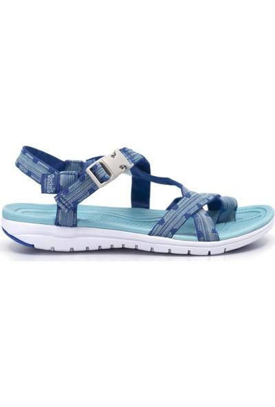 Dockers Dz100300076 224904 Kadın Sandalet Mavi