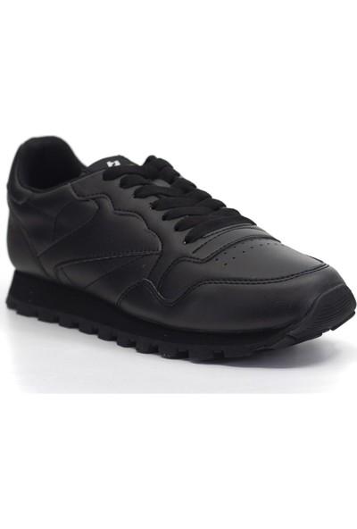 Hammer Jack 9Y-G19265 Kadın Spor Ayakkabı Siyah