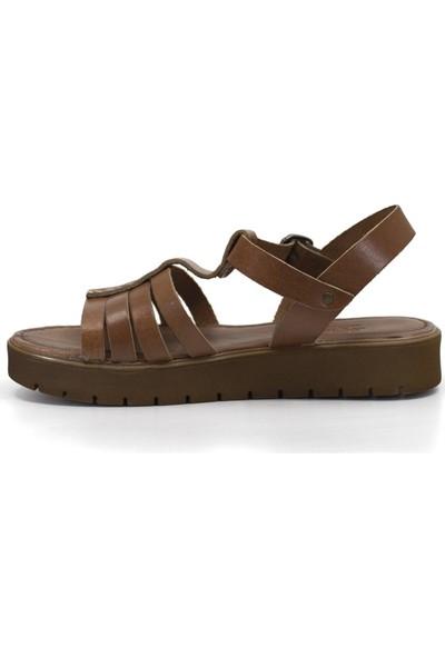 Eşle 9Y-434 Kadın Sandalet Taba