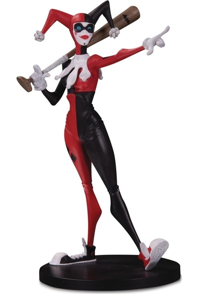 Dc Collectibles Harley Quinn Designer Vinyl Collectible Statue (Figure)