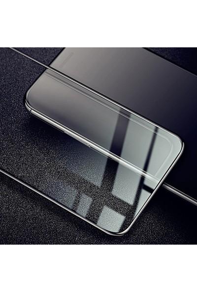 Ally Nokia 9 Pureview 3D Full Kaplama Ekran Koruyucu Siyah