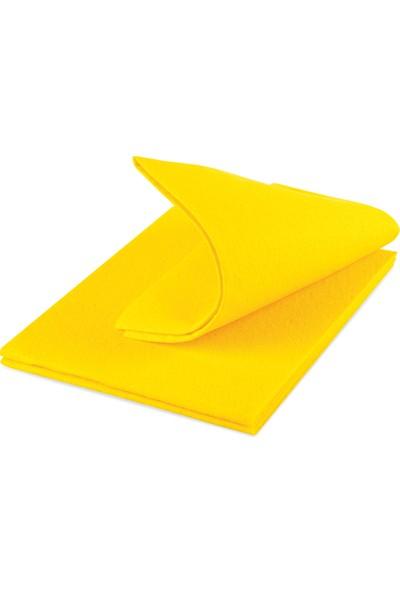 Urve Ur-3231 Point Delikli Sarı Bez 3 lü