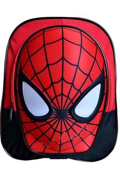 Ewason Spiderman Anaokulu Çantası Örümcek Adam Anaokulu Sırt Çantası