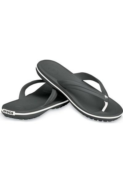 Crocs 11033-001 M8/W10 - 41/42 Crocband Flip Siyah-Beyaz