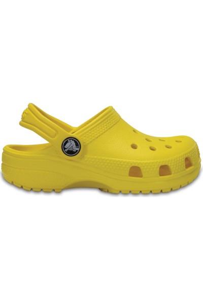 Crocs 204536-7C1 C11 - 28/29 Classic Clog K Sarı