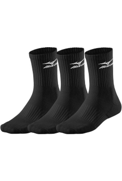 Mizuno 32GX6A5409 Traning 3P Socks Spor Çorap