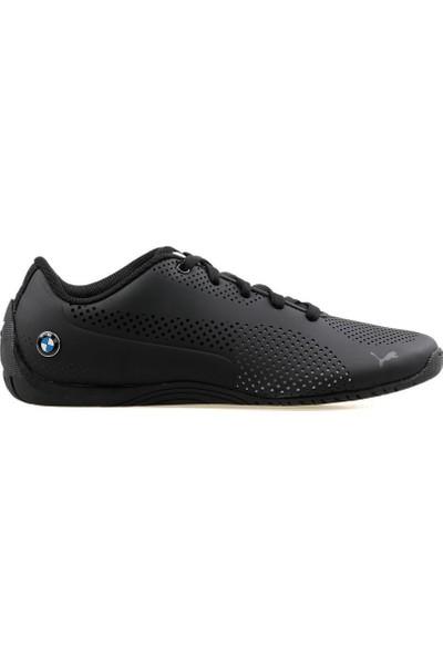 Puma Siyah Genç Günlük Ayakkabı Spor 36343903 Bmw Ms Drift Cat 5 Ultra Jr