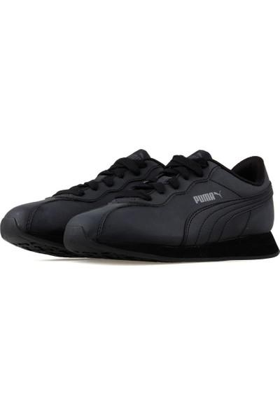 Puma Siyah Erkek Günlük Ayakkabı 36696202 Turin ii