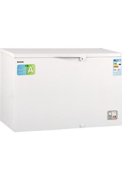 Uğur UED 460 D/S A+ (UCFC 400 SL) Fonksiyonel Derin Dondurucu