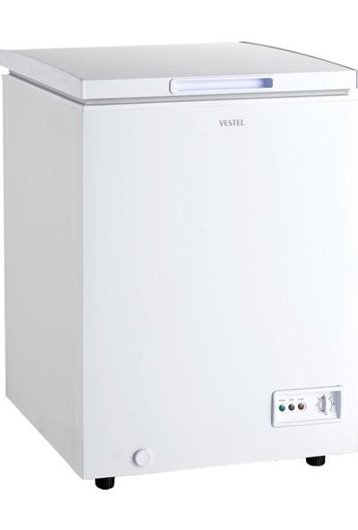 Vestel SD 100 A+ Sandık Tipi Derin Dondurucu